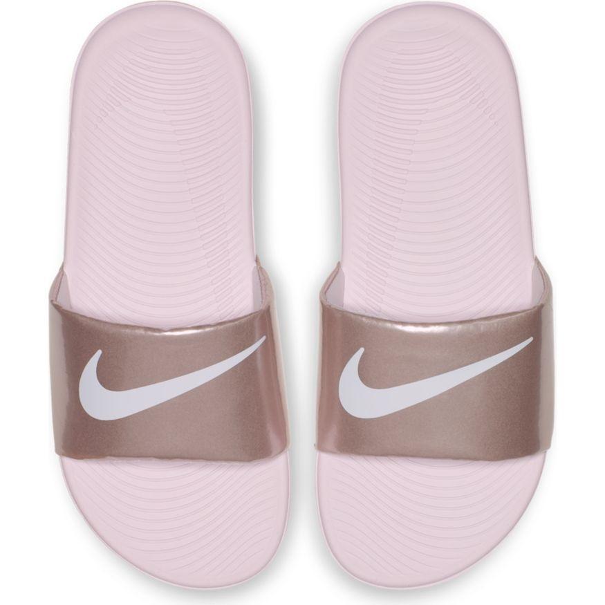 Nike Kawa Slide Arctic Pink - Girls