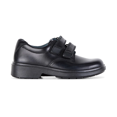 Denver Velcro School Shoe